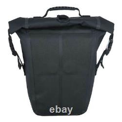 Oxford Aqua M8 Moto Motorcycle Bike Tank Bag Black
