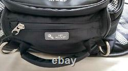 Oxford Luggage Motorcycle Motorbike M15R Magnetic Tank Bag Black 15 Litre