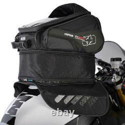 Oxford M30R Moto Motorcycle Motorbike Tank Bag Black