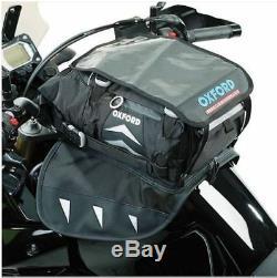 Oxford Magnetic Tank Bag RT15 Waterproof Motorbike Motorcycle Luggage OL330