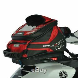 Oxford Motorcycle Bike Q4R Tank Bag Quick Release Attachment OL291 4L Red
