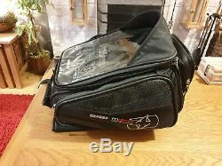 Oxford Motorcycle Magnetic Expanding Tank Bag M30R