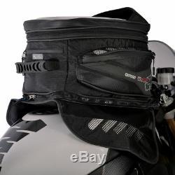 Oxford Motorcycle bike M40R Magnetic Tank Bag Backpack OL205 Black