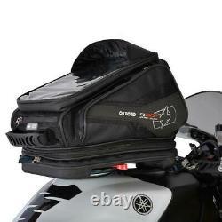 Oxford Q30R Motorcycle Motorbike Tank Bag Black