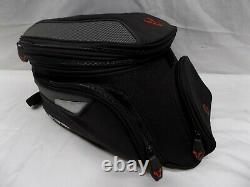 Pre Owned SW-MOTECH EVO City QUICK-LOCK Motorcycle Tank Bag with EVO TANK RING BMW