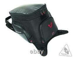SW-MOTECH EVO Enduro Strap Style Motorcycle Tank Bag 13-22L