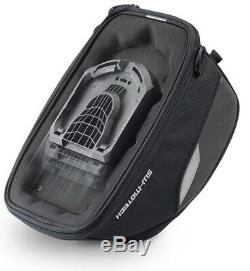 SW-MOTECH Evo Daypack Motorcycle Tank Bag With Rain Cover Touring Waterproof
