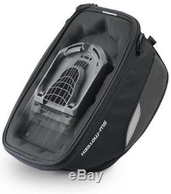SW-MOTECH Evo Engage Motorcycle Tank Bag With Rain Cover Touring Waterproof