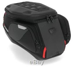 SW-MOTECH Pro City Tank Bag Motorcycle Luggage With Rain Cover