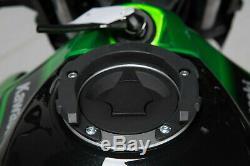 SW Motech City EVO Motorcycle Tank Bag & Tank Ring for Kawasaki Z1000 SX