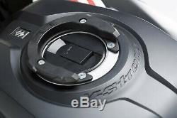 SW Motech City EVO Motorcycle Tank Bag & Tank Ring for Suzuki V-Strom 1000 / XT