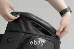 SW Motech City Pro Motorcycle Tank Bag & Ring for Triumph Tiger 900 Rally / Pro
