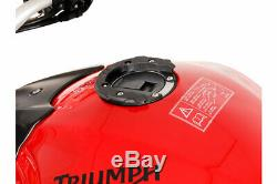 SW Motech DayPack EVO Motorcycle Tank Bag & Tank Ring Triumph Street Triple R