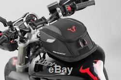 SW Motech DayPack EVO Motorcycle Tank Bag & Tank Ring for BMW R1250GS Adventure