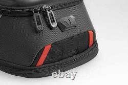 SW Motech Daypack Pro Motorcycle Motorbike Tank Bag & Ring for Moto Guzzi V85 TT