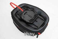 SW Motech Daypack Pro Motorcycle Tank Bag & Ring Triumph Speed Triple 1050 RS