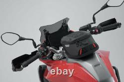 SW Motech Daypack Pro Motorcycle Tank Bag & Tank Ring fits Aprilia RS660
