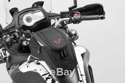 SW Motech Engage EVO Motorcycle Tank Bag & Tank Ring Yamaha MT09 Tracer (18-)