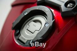 SW Motech Engage Motorcycle Tank Bag & Tank Ring Yamaha MT09 Tracer (14-17)
