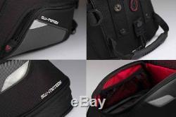 SW Motech Engage Quick Lock EVO Motorcycle Tank Bag Black