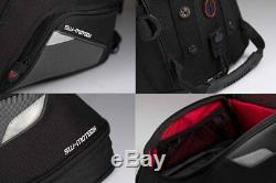 SW Motech Micro EVO Motorcycle Tank Bag & Tank Ring for BMW R1200GS LC