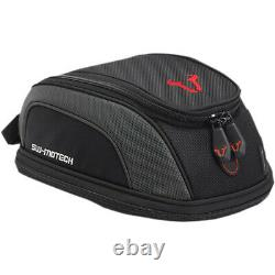SW Motech Micro EVO Motorcycle Tank Bag & Tank Ring for Yamaha MT07 Tracer