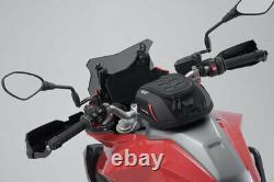 SW Motech Micro Pro Motorcycle Tank Bag & Tank Ring-Triumph Tiger Explorer XCx