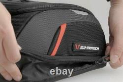 SW Motech Micro Pro Motorcycle Tank Bag & Tank Ring for Yamaha MT09 Tracer (18-)
