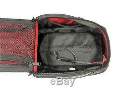 SW Motech Motorcycle Evo Tank Bag Powered Quick Lock