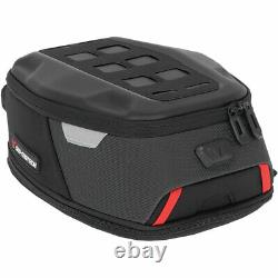SW-Motech Pro Daypack Magnetic Motorcycle Tank Bag Black / Grey For BMW R Nine T