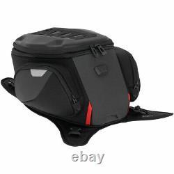 SW-Motech Pro Enduro Motorcycle Tank Bag Black / Grey For Benelli TRK 502 X