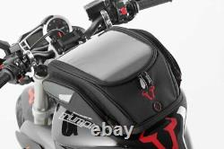 SW Motech Sport EVO Motorcycle Motorbike Tank Bag & Tank Ring for BMW S1000R