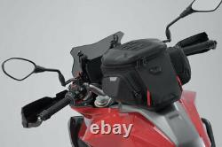 SW Motech Trial Pro Quick Lock Motorbike Motorcycle Tank Bag Black