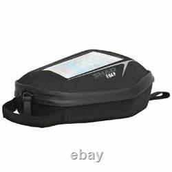 Shad E04P Pin System Tank Bag 3 Litre Motorcycle Motorbike Soft Luggage