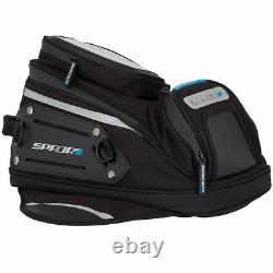 Spada Expandable Magnetic Motorcycle Motorbike Tank Bag 14L