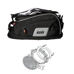 Superbike 848 EVO Bj. 11-13 Motorrad Ducati Givi Tankrucksack Set 15L Tankbag