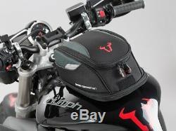Sw Motech Motorcycle Evo Daypack Tank Bag Set BMW K 1300 Gt since Yr 09 New