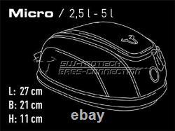 Sw Motech Motorcycle Evo Micro Tank Bag Set BMW R 1200 GS LC Adventure New