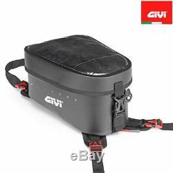 Tank Bag GIVI Waterproof Waterproof With Belts Motorcycle Enduro Atv Naked