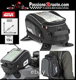 Tank Bag Magnetic Motorcycle xs312 Expandable 15 L Motorcycle