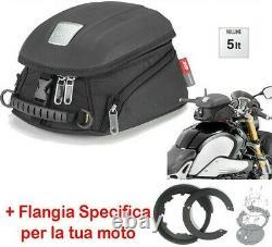 Tank Bag Motorcycle BMW R1200 Rt 2013 Givi MT505 Tanklock Bf47