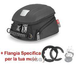 Tank Bag Motorcycle Moto Guzzi V85 Tt Givi MT505 Tanklock Bf46