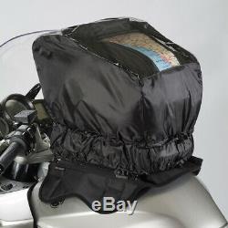 Tour Master Elite Tri-Bag Strap Mount Motorcycle Tank Bag