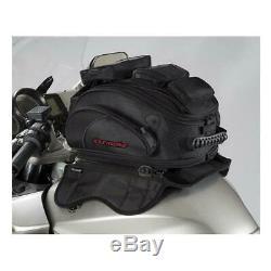 Tourmaster Elite Magnetic Motorcycle Tank Bag, 3 in 1 design for Street Bikes