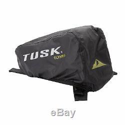 Tusk Olympus Motorcycle Tank Bag Small Black/Grey 6 litre