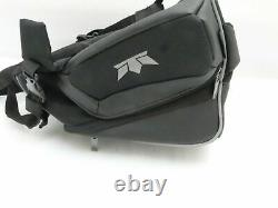 Universal Motorcycle Tank Bag With Capsule Rain Cover. (14Ltrs)