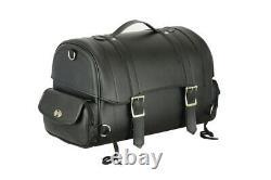 Updated Motorcycle Luggage Trunk Bag Waterproof rain cover by Daniel Smart Mfg