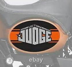 Victory motorcycles Judge side cover decals, tank decals, CC bag protection