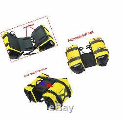 WILD HEART Waterproof bag Motorcycle saddlebag 50L Tank bag Motor Side bag