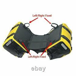 Waterproof bag Motorcycle saddlebag 50L Tank bag Motor Side bag